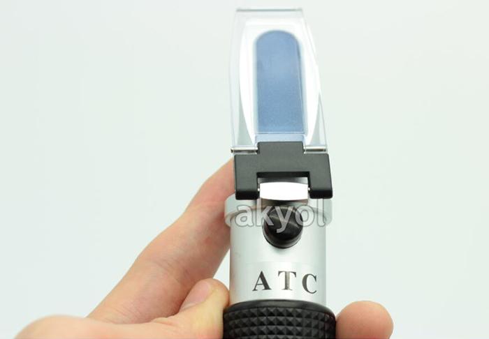 atc refraktometre 10 brix