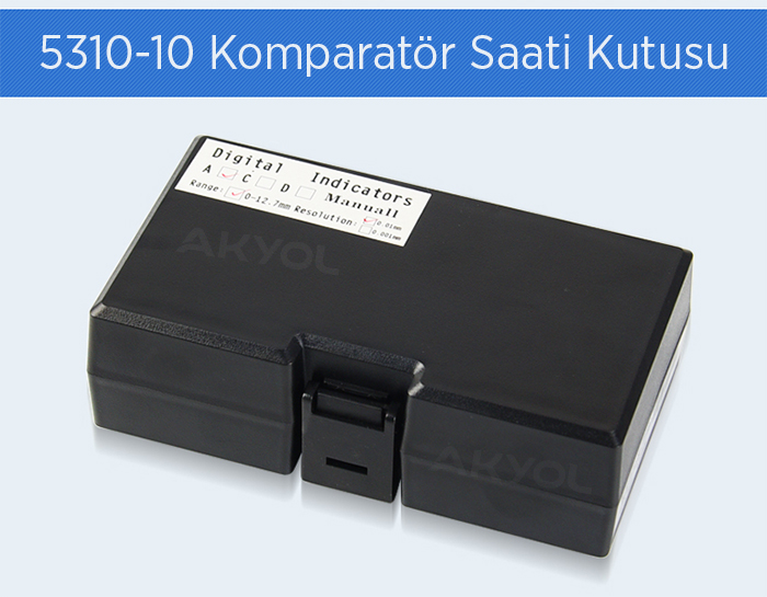 loyka 5310-10 komparatör saati