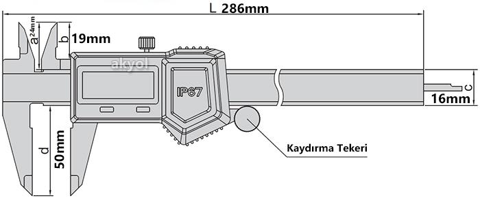 1118-200BW insize kumpas