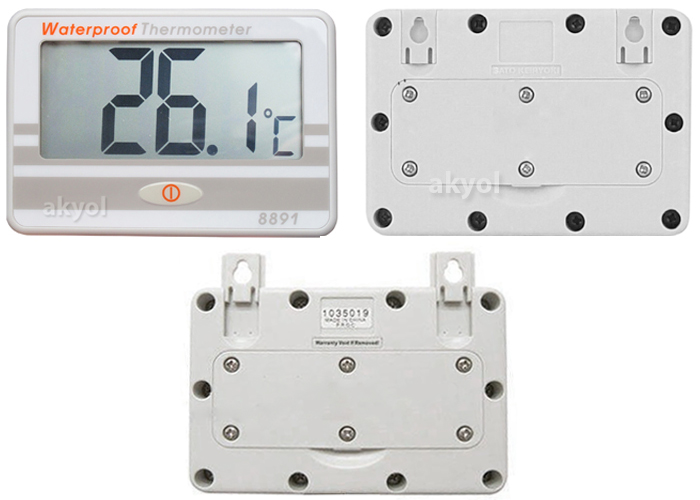 problu termometre