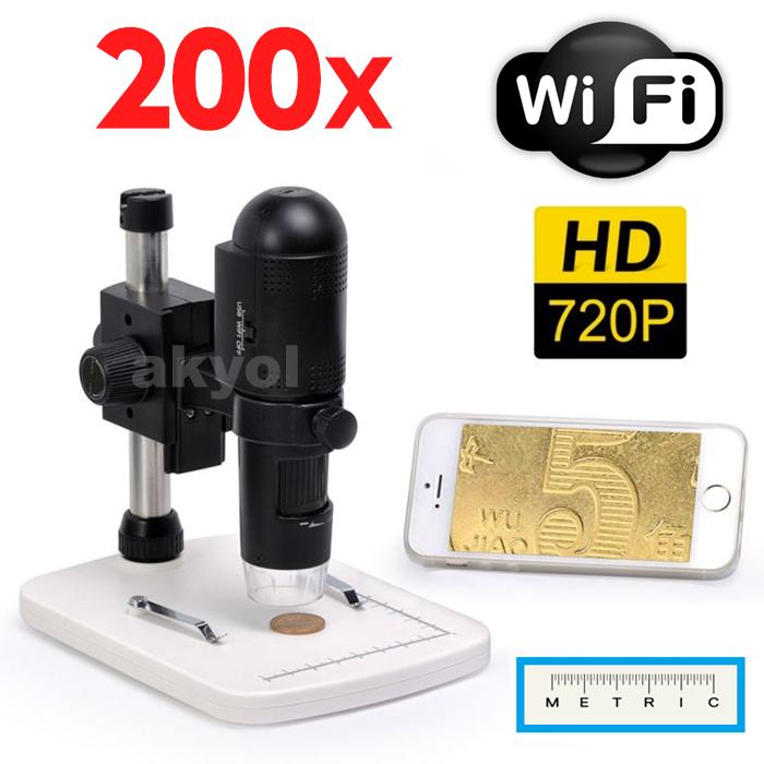 SL18 dijital mikroskop