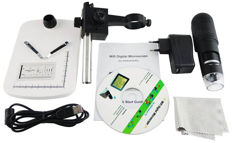sunline sl18 dijital mikroskop