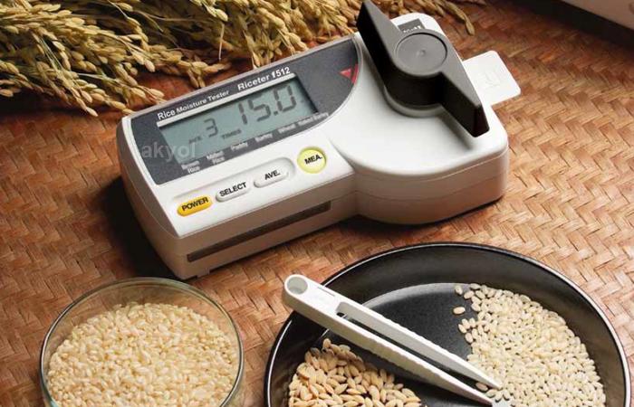 Pirinç nem ölçer