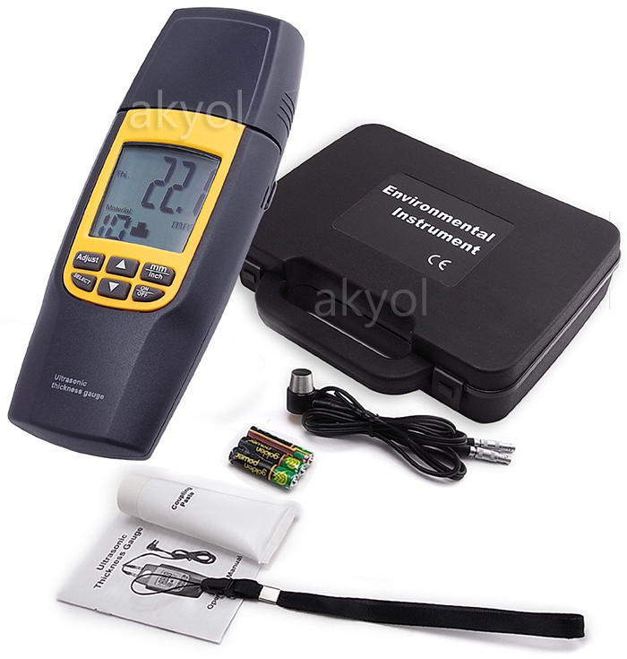 VA8041 dijital kalınlık ölçer