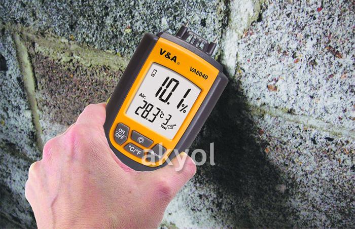beton nem ölçer