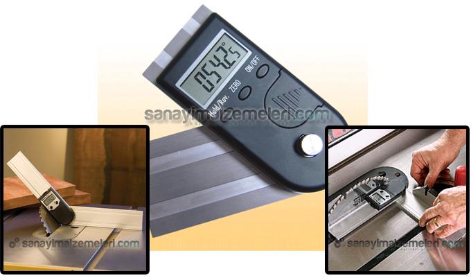 açı ölçüm cihazı