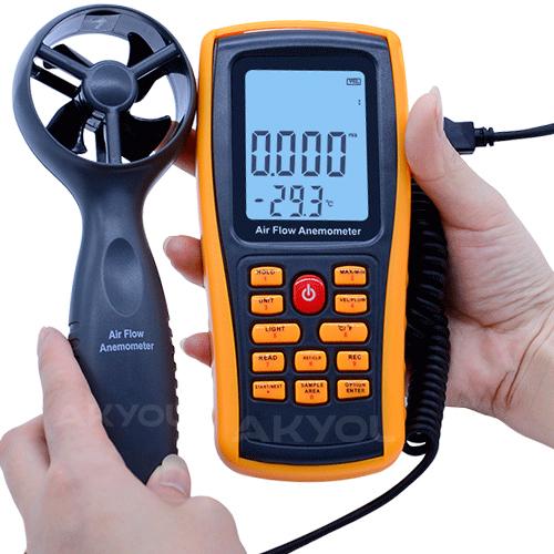 LYK BGM8902 anemometre