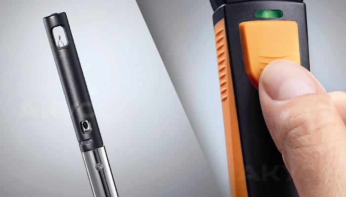 testo 405i hot wire anemometre