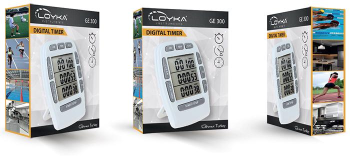 ge300 kronometre