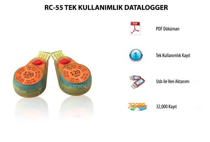 rc55 datalogger