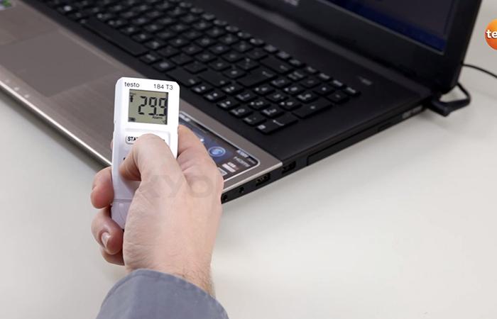 sıcaklık kayıt cihazı
