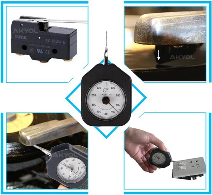 loyka analog çekme kuvveti ölçer