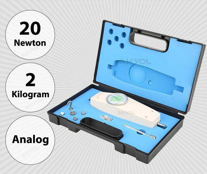 Analog Dinamometre