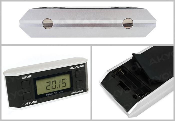jumbo mag eğim ölçme cihazı