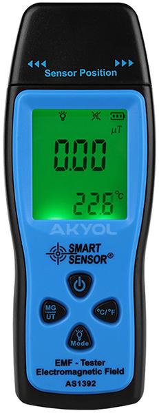 as 1392 radyasyon ölçer