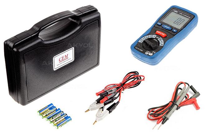 cem DT-5302 elektrik ölçer