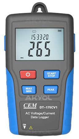 Cem dt-175cv1-elektrik kesintisi takip cihazı