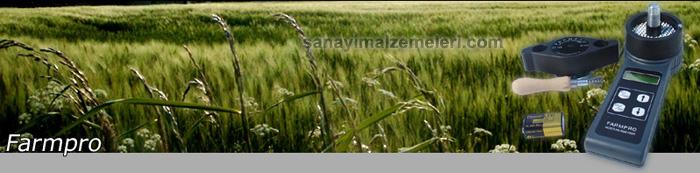 Farmpro tahıl rutubet ölçer