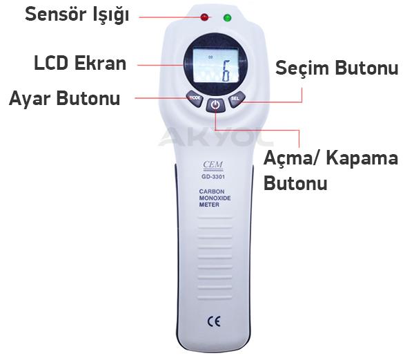 Cem GD-3301