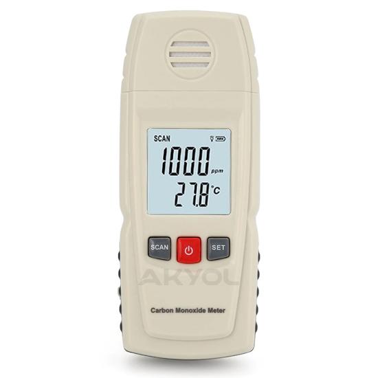 bgm8805 karbonmonoksit ölçer