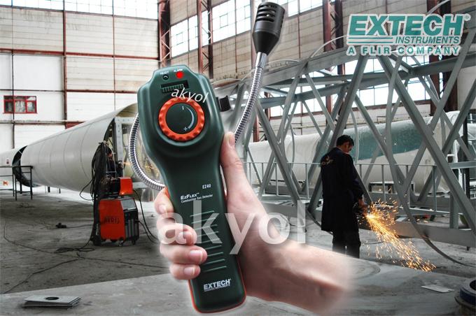 extech ez 40 gaz dedektörü
