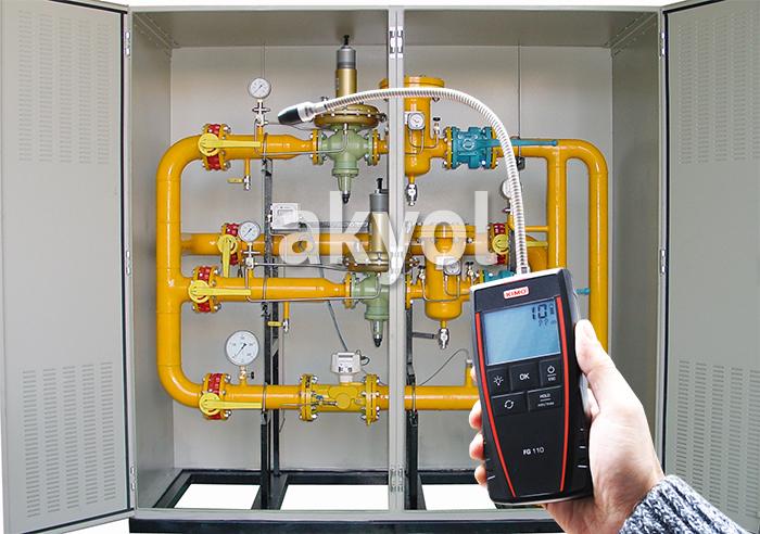 kimo fg110 gaz