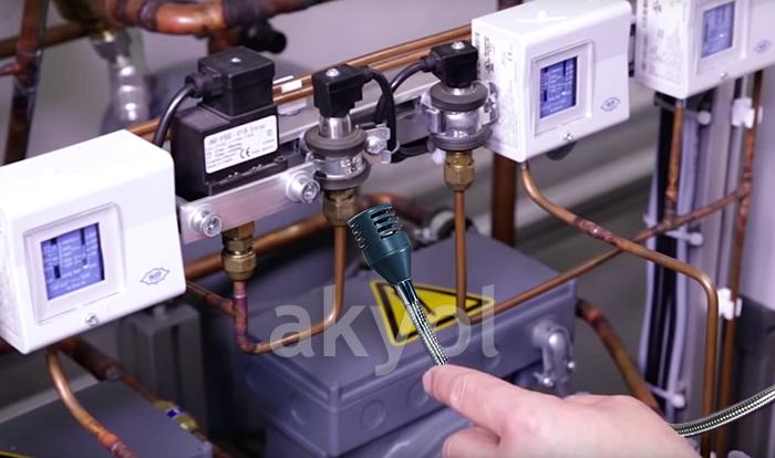 soğutucu gaz tespit cihazı