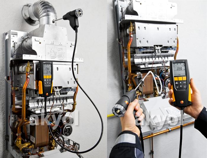 elektronik baca gazı analiz cihazı