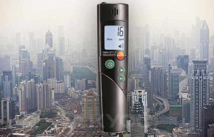 testo 317-3 CO ölçer