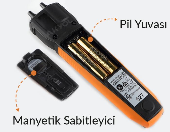 testo 510i smart manometre