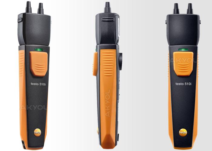 testo 510i fark basınç ölçer