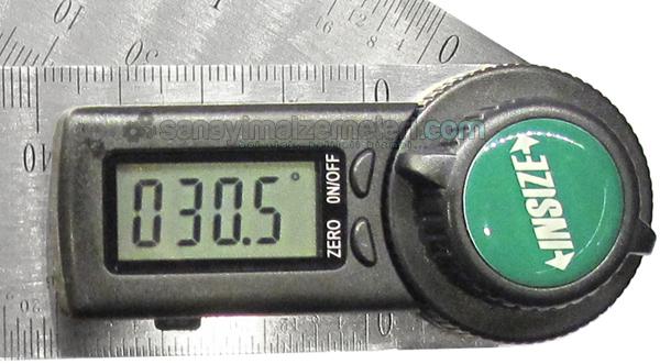 elektronik açı ölçüm cihazı