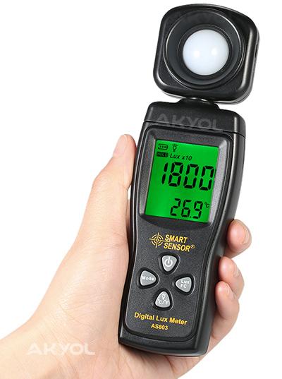 Smart Sensor AS 803-ışık-ölçer