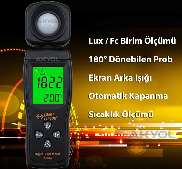 Smart-Sensor-as-803-ışık-ölçer