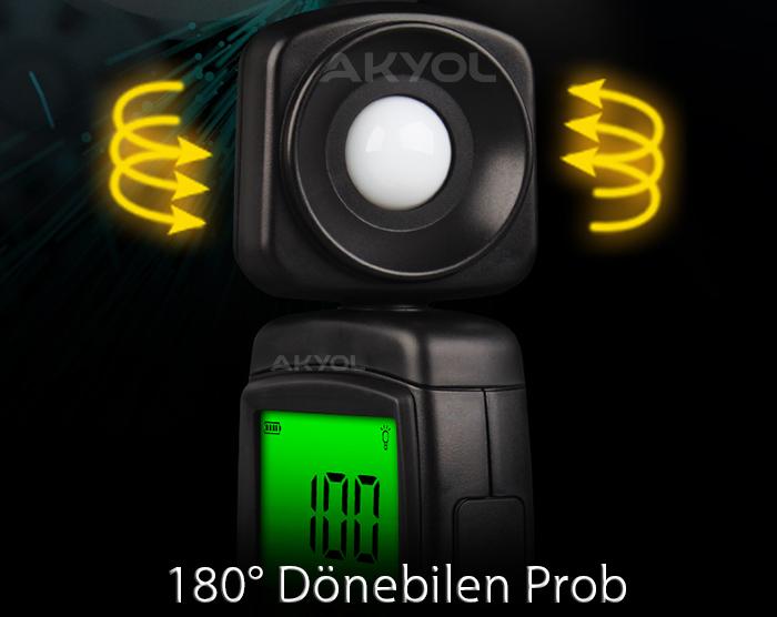 akyol smart sensör as-813 ışıklı ölçerler