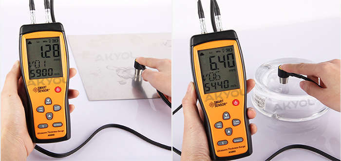 Smart-Sensor-as860-ultrasonik-kalınlık-ölçer