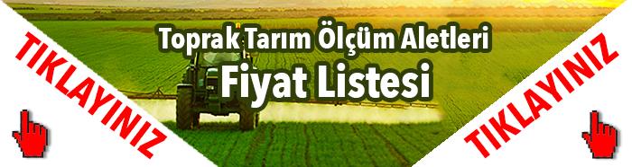 toprak tarım aletleri fiyat listesi