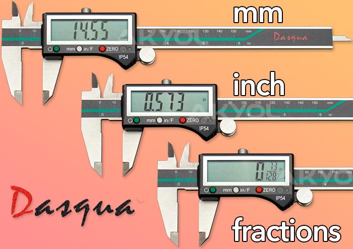 dasqua 2310-7105 150 mm kumpas