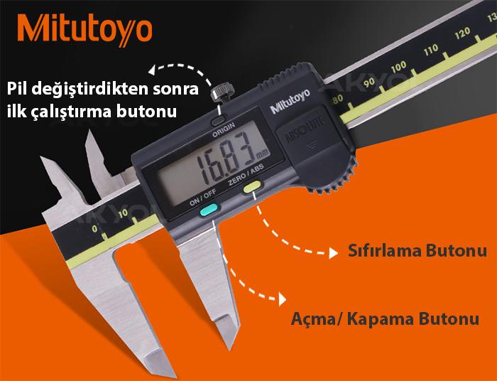 mitutoyo 0-200mm kumpas