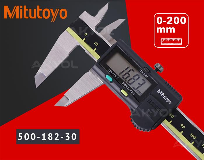 mitutoyo 500-182-30