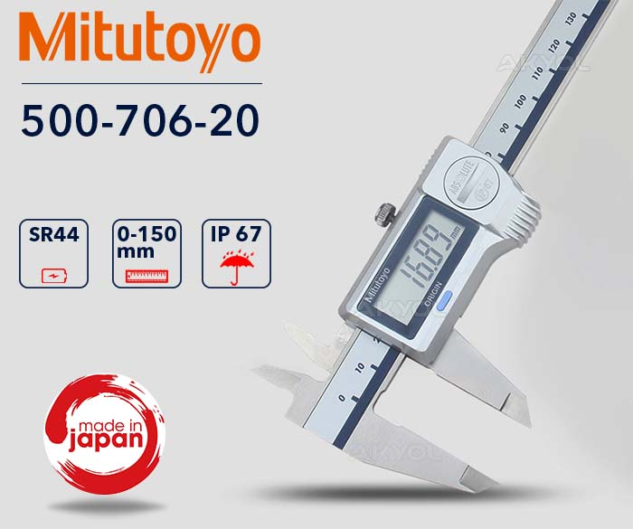mitutoyo 500-706-20