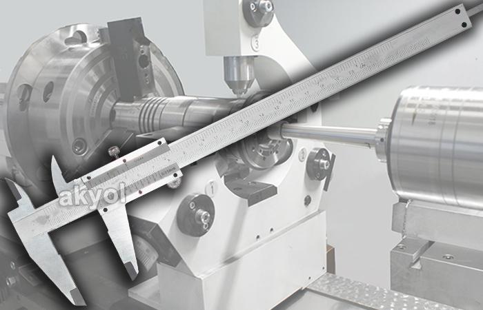 200 mm mekanik kumpas