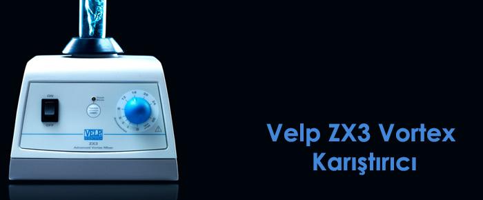 velp zx3 vortex karıştırıcı