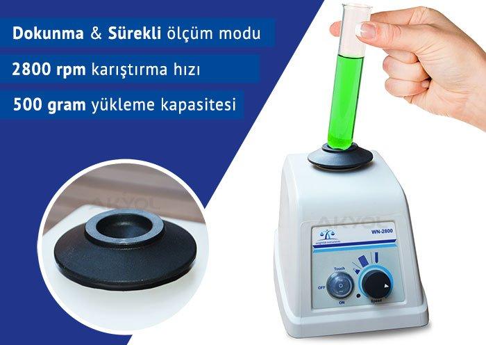 vortex karıştırıcı
