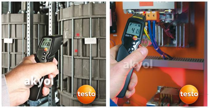 testo termometre