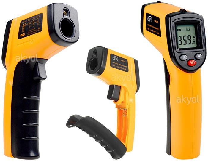 bgm320 infrared termometre
