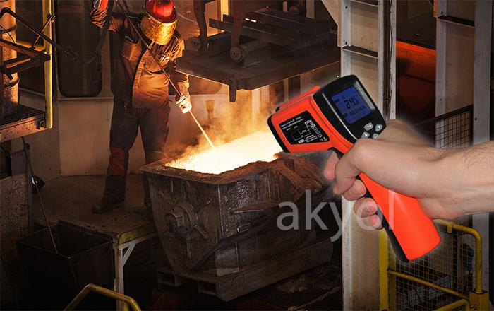 dt8016h kızılötesi lazer termometre