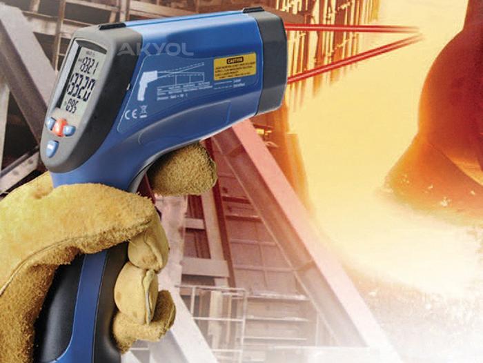 lazer termometre 2200 derece