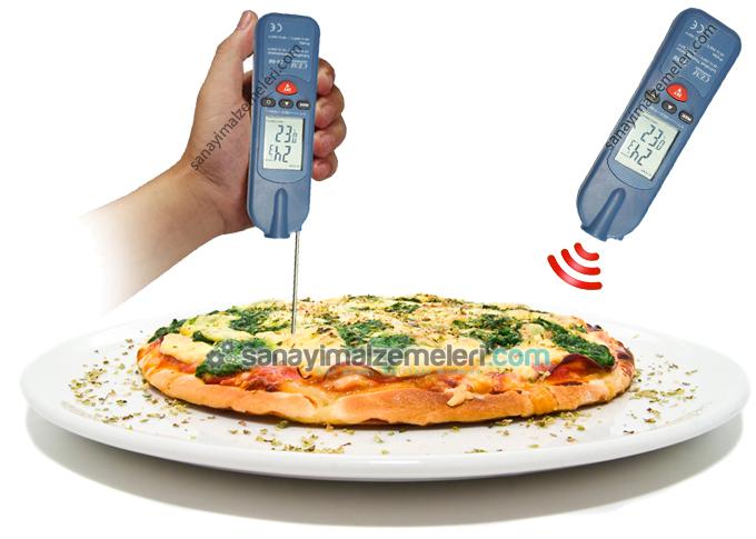 gıda termometresi