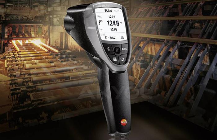 testo 835-T2 sıcaklık ölçer